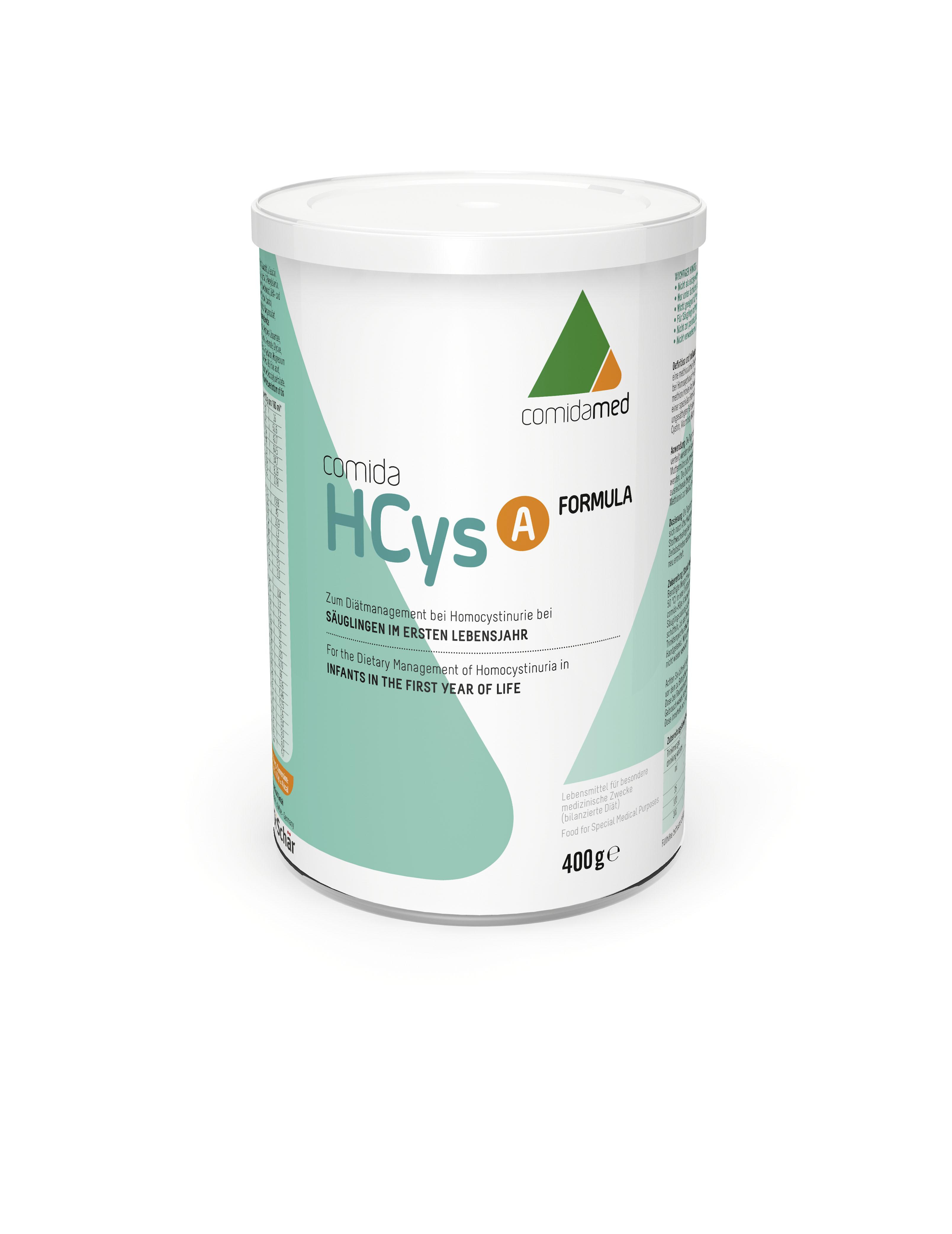 comida-HCys A FORMULA