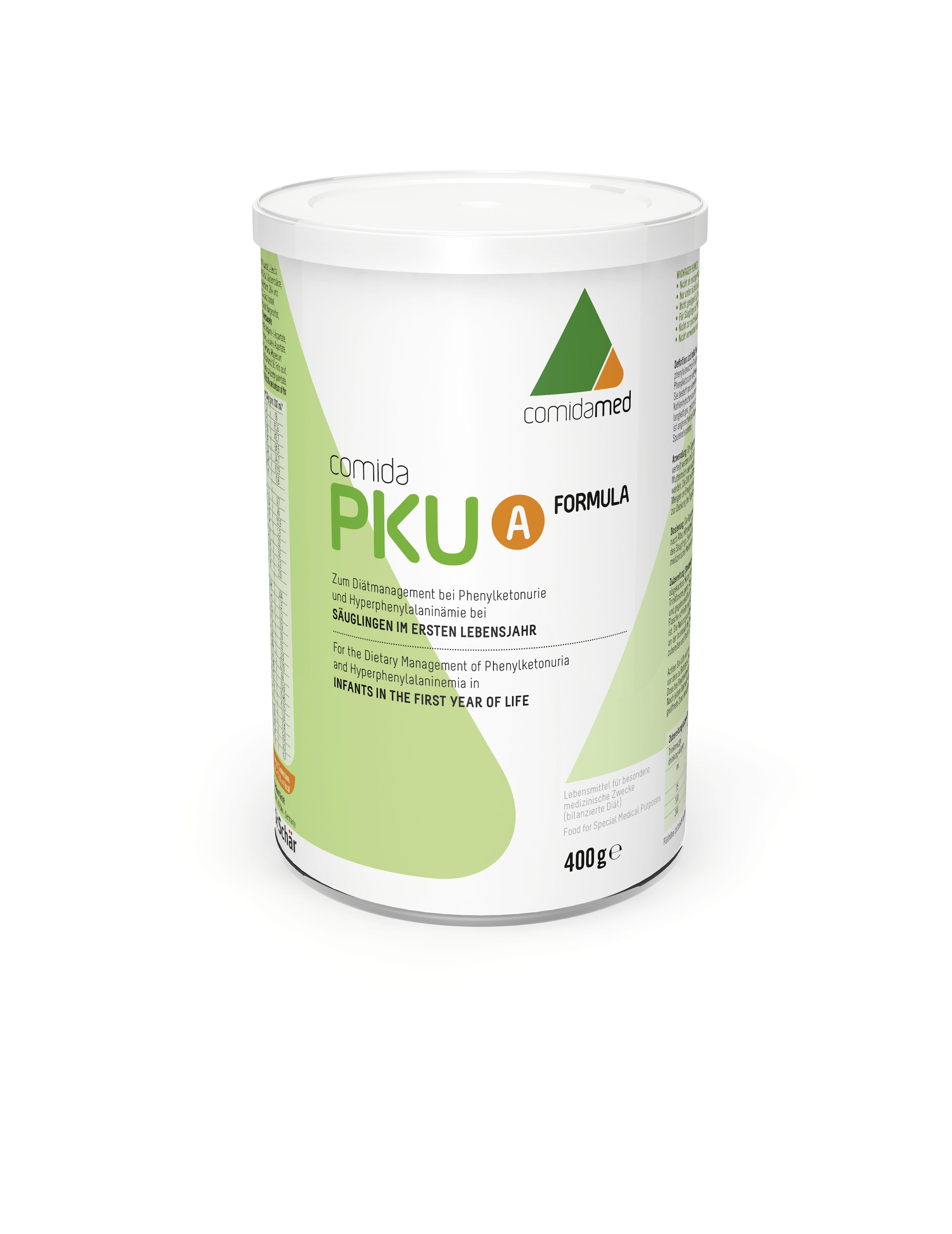 comida-PKU A FORMULA