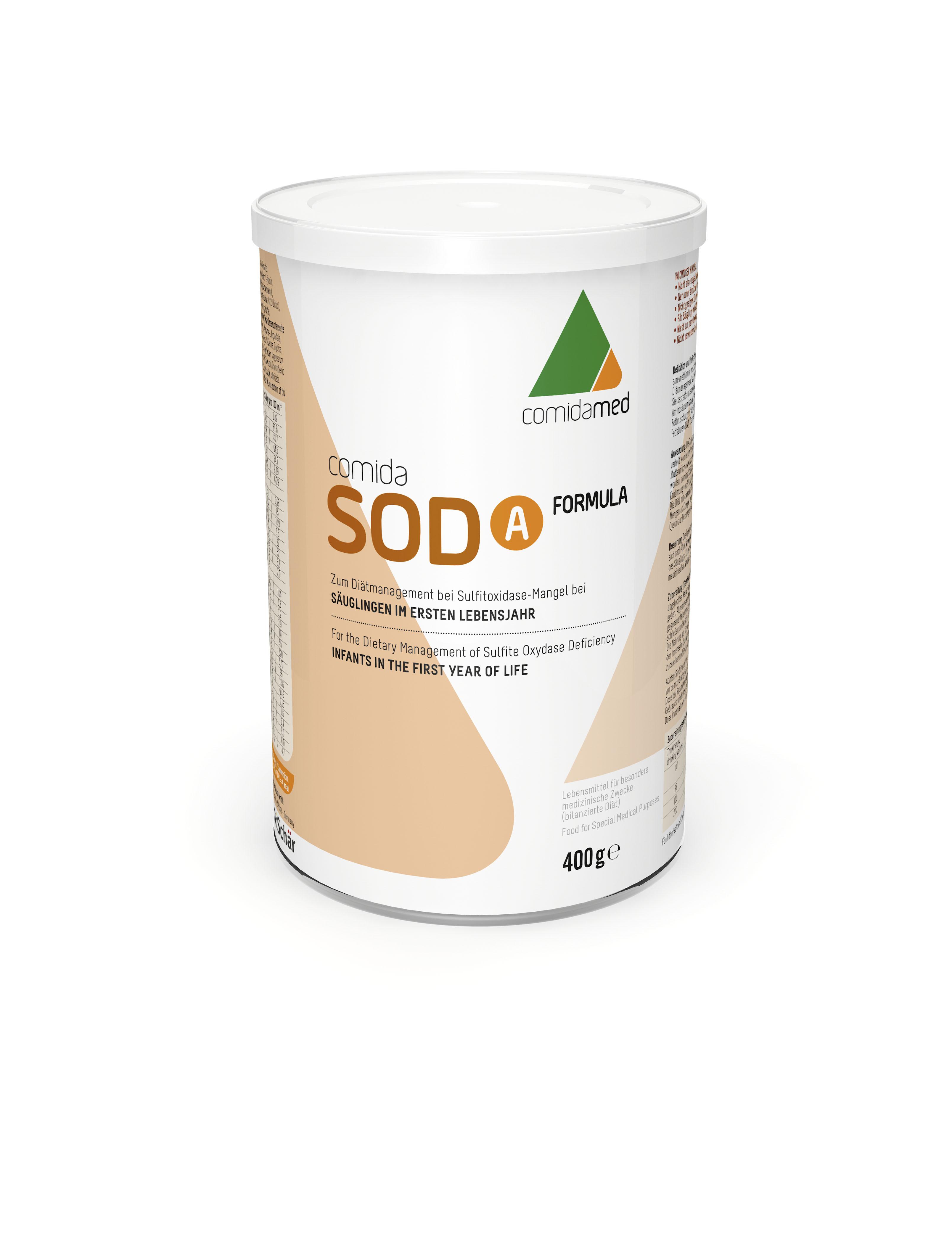 comida SOD A formula
