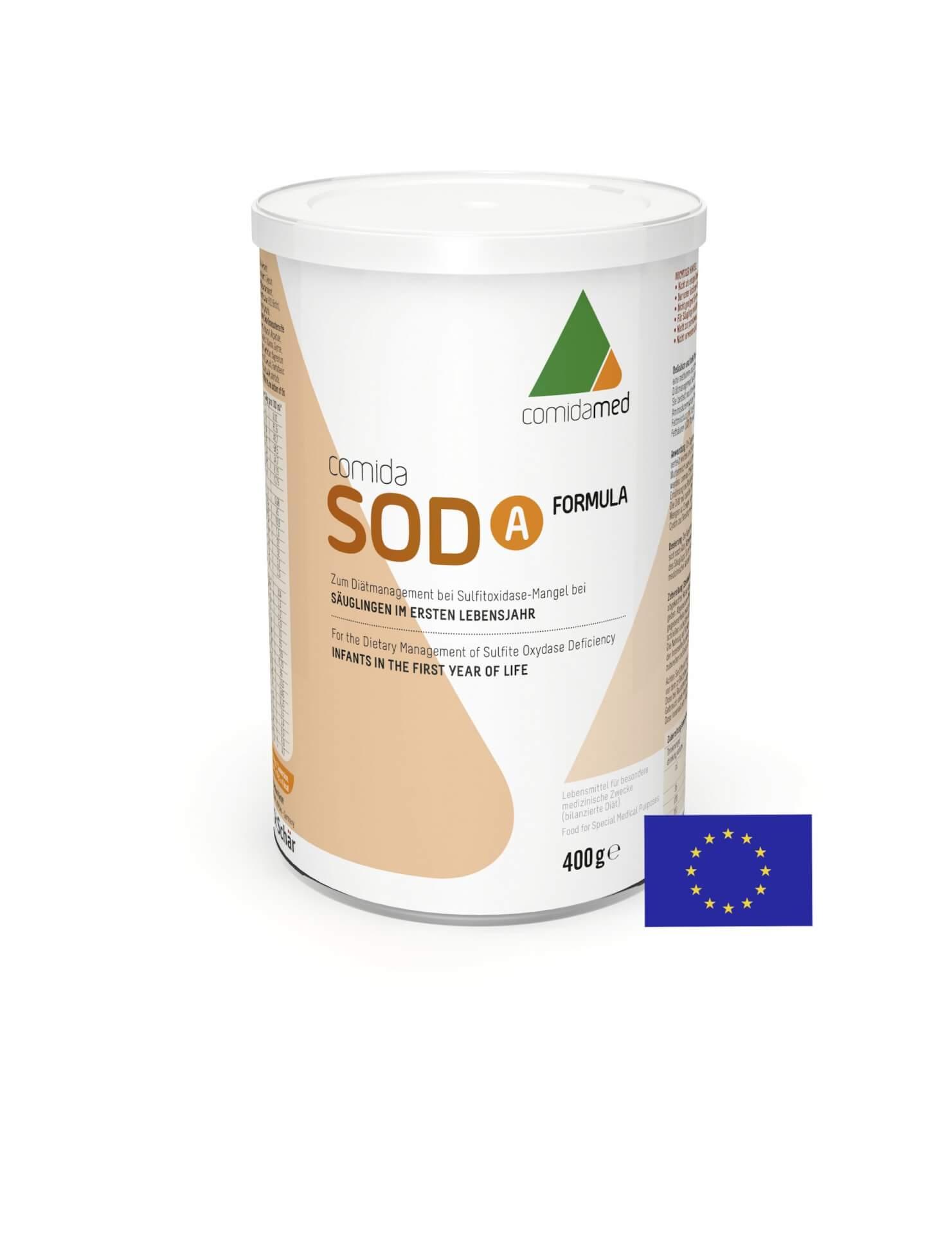 comida-SOD A FORMULA (EU)