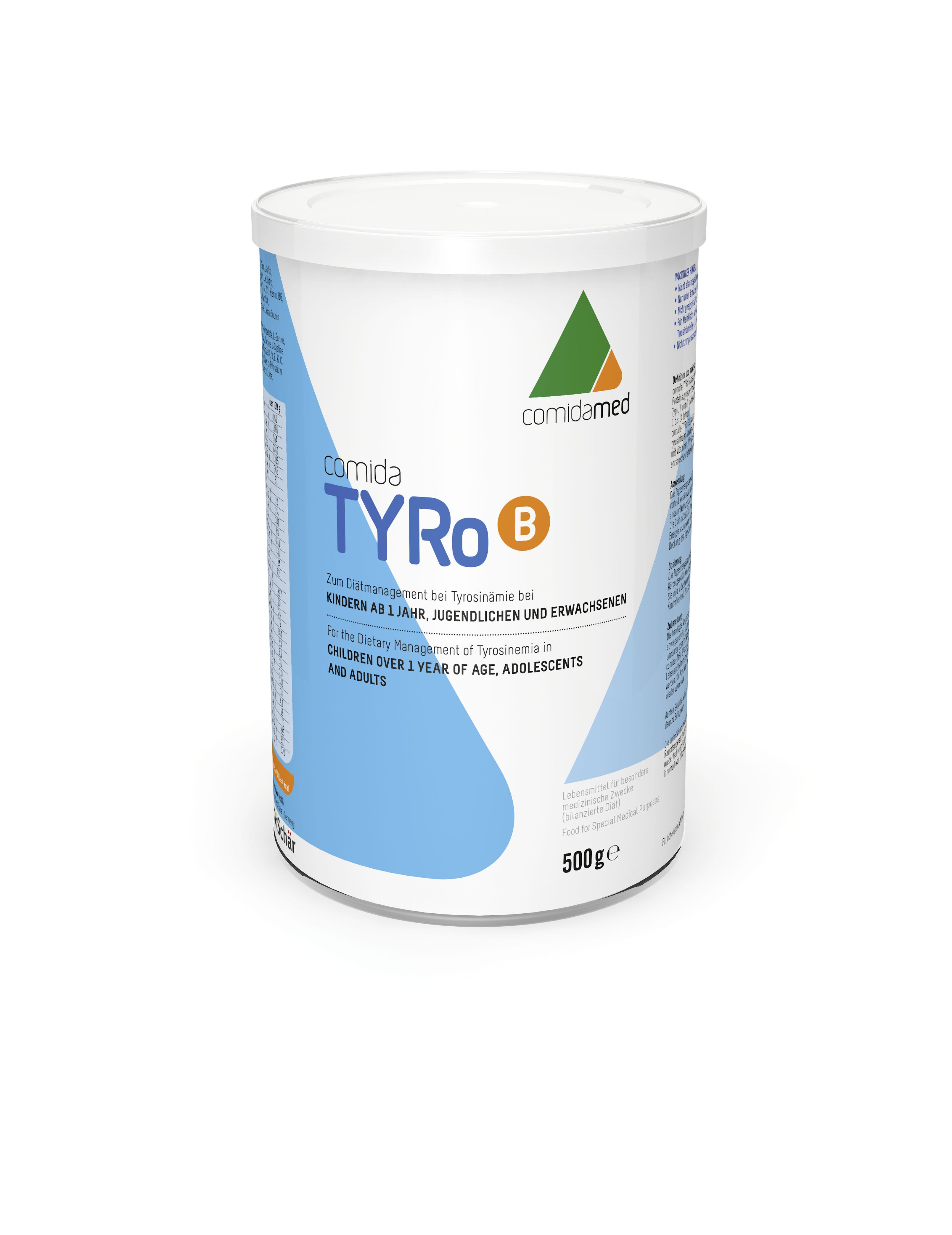 comida-TYRo B