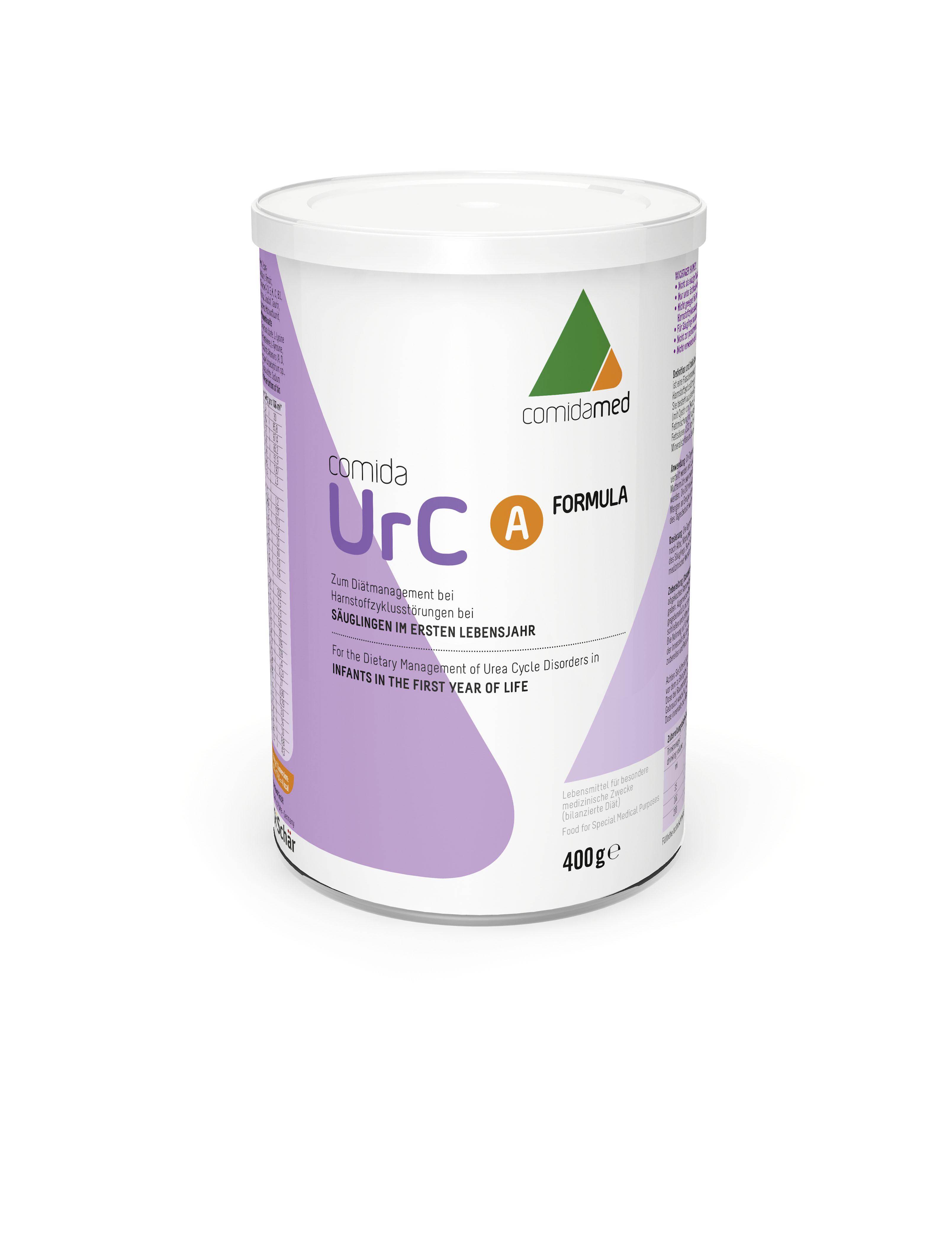 comida-UrC A FORMULA